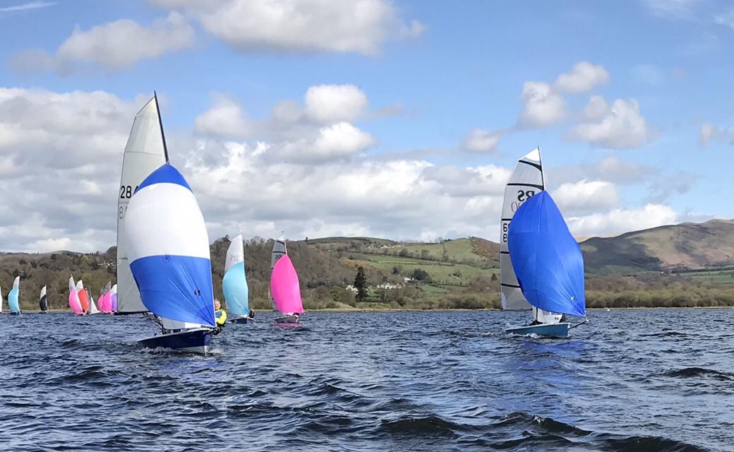 Bassenthwaite Sailing Club | Home for The One Bassenthwaite