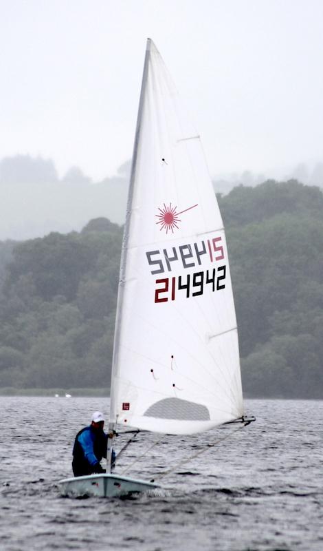 Laser/Solo/Streaker Open | Bassenthwaite Sailing