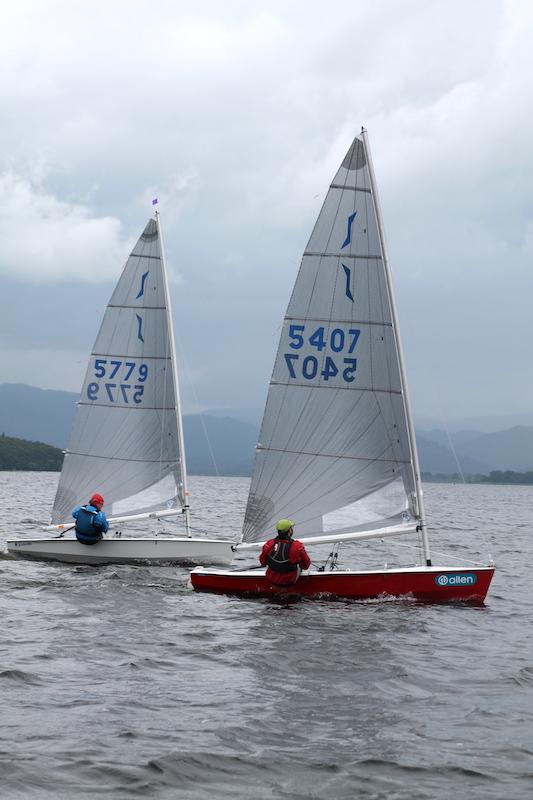 Laser/Solo/Streaker Open   Bassenthwaite Sailing